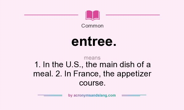 Entre meaning