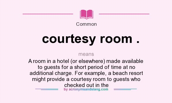 What does one coupon per guest mean
