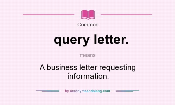 What Is The Definition Of A Business Letter from acronymsandslang.com