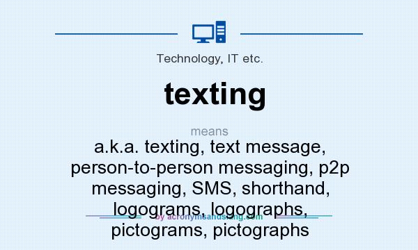 what does pdf stand for in texting