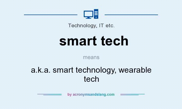 tech definition