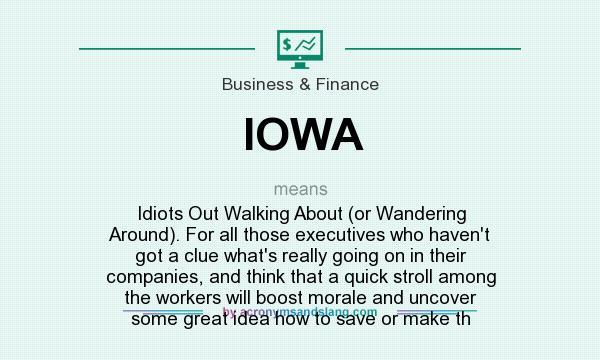 Iowa abbreviations