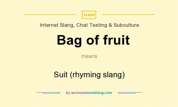 What is slang short for