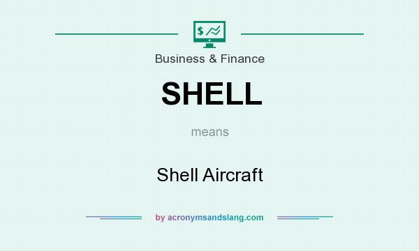 What does SHELL mean? It stands for Shell Aircraft