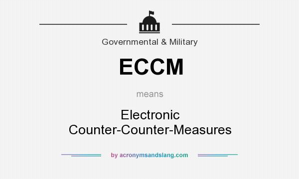 ECCM - Electronic Counter-Coun...
