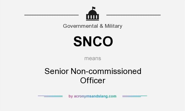 senior non commissioned officer snco tier View info on non-commissioned officer 4 hits  senior non-commissioned officers mess and billet with warrant  having had a single rank tier since 1930,.