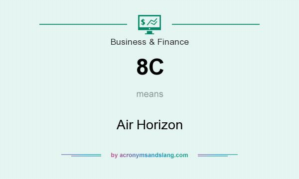 What does 8C mean? It stands for Air Horizon