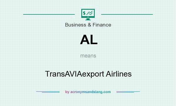 What does AL mean? It stands for TransAVIAexport Airlines