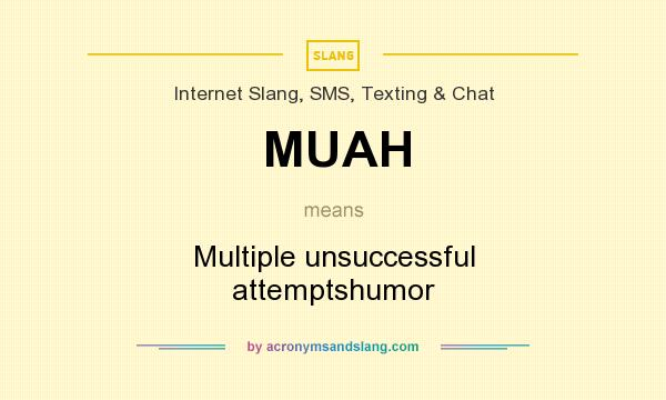 What does muah stand for