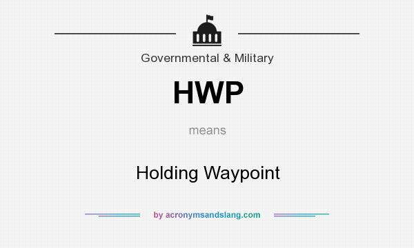 What is hwp mean