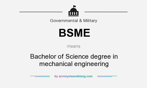 Bachelor of Science in Engineering?