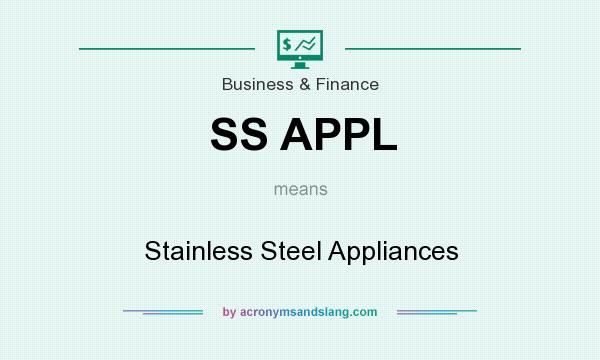 what does ss appl mean definition of ss appl ss appl stands for