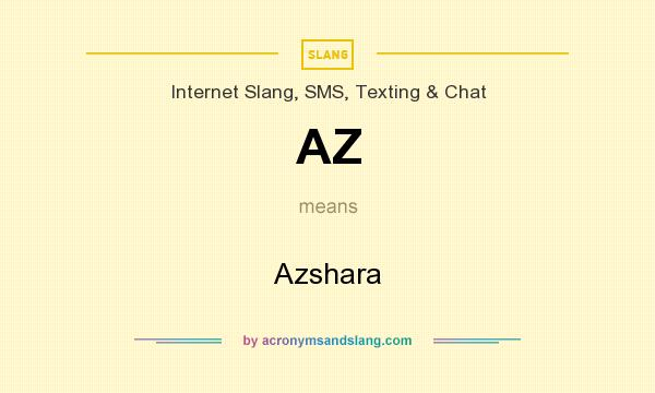 What does AZ mean? It stands for Azshara