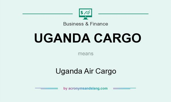 What does UGANDA CARGO mean? It stands for Uganda Air Cargo