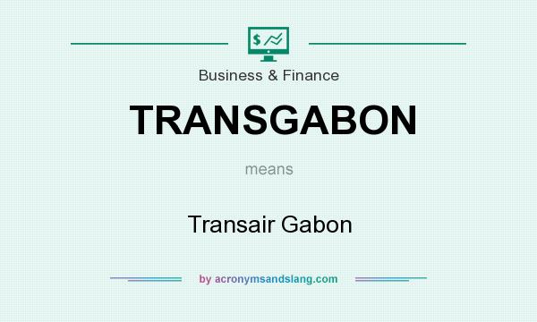 What does TRANSGABON mean? It stands for Transair Gabon