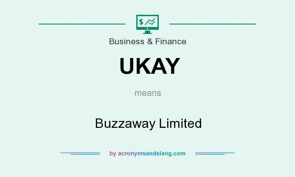 What does UKAY mean? It stands for Buzzaway Limited