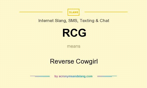 Sex acronym rcg