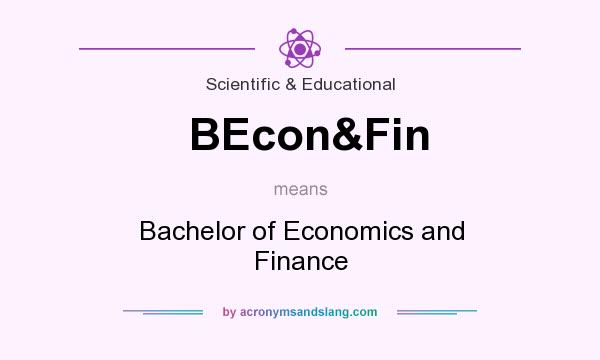 What does becon fin mean definition of becon fin for Bachelor definition
