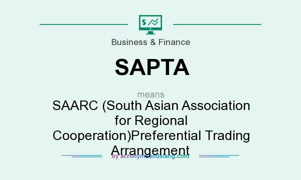 saarc preferential trading arrangement