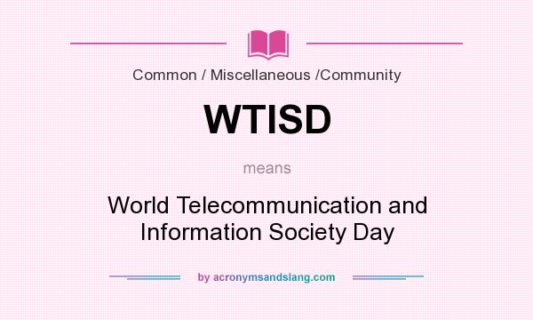 information society definition