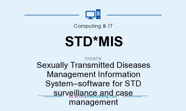 What does STD*MIS mean? - Definition of STD*MIS - STD*MIS