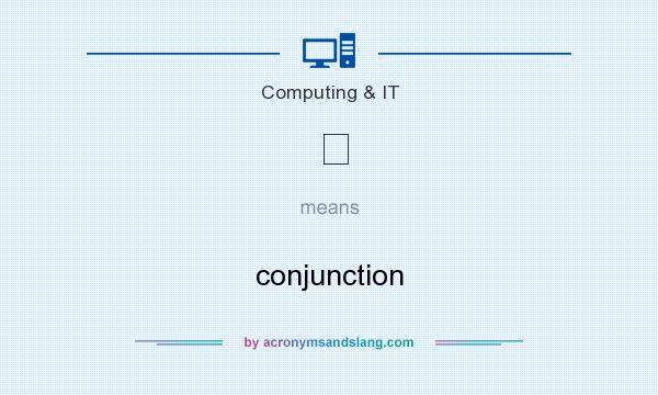 What does ☌ mean? It stands for conjunction
