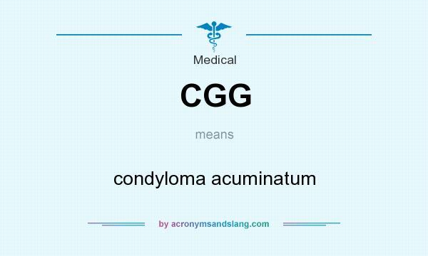 Condyloma acuminatum meaning. Condyloma acuminatum definition