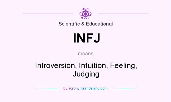What does infj stand for