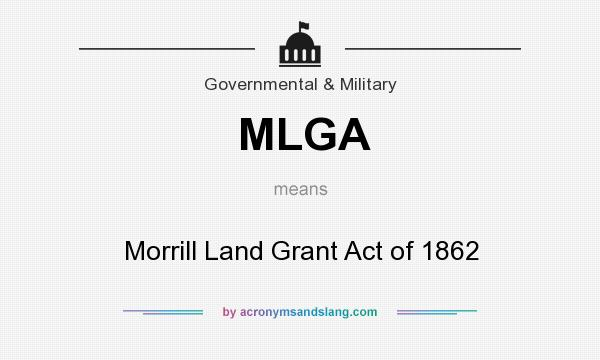 the objectives and impact of the morrill act of 1862 in the united states