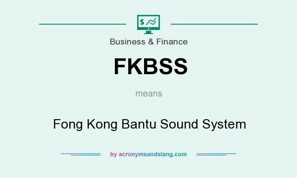 What does the term fong mean?
