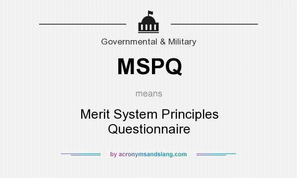 government merit systems The whole idea behind the merit-based civil service, which dates back to the pendleton act of 1883, was to usher out a 19th century spoils system that rewarded political loyalists with government jobs.