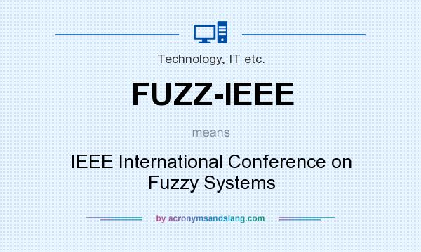What does fuzz ieee mean definition of fuzz ieee fuzz for Ieee definition