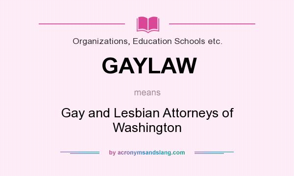 from Rowan gay and lesbian association of decatur