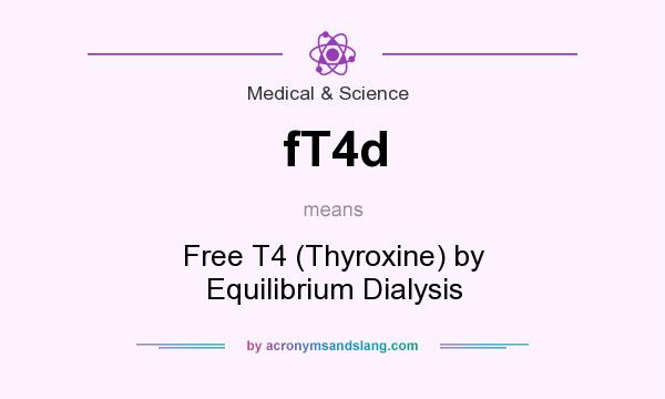 What Does Ft4d Mean Definition Of Ft4d Ft4d Stands For Free