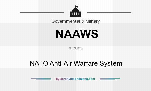 NAAWS - NATO Anti-Air Warfare ...