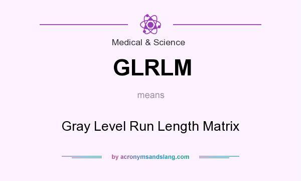 gray level run matrix