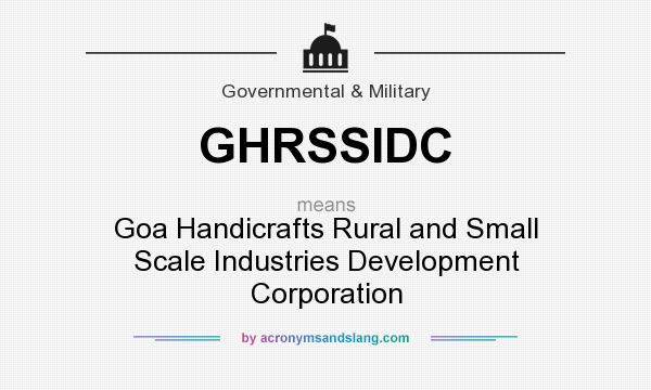 What Does Ghrssidc Mean Definition Of Ghrssidc Ghrssidc Stands