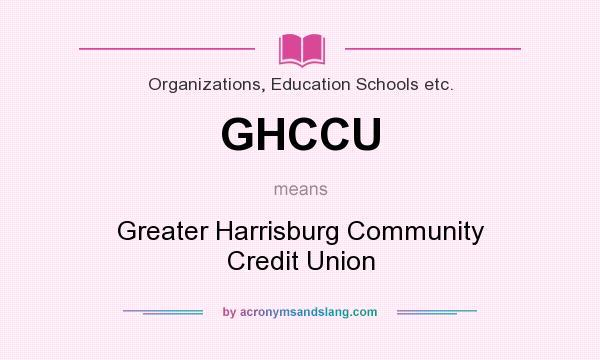 ghccu What does GHCCU mean? - Definition of GHCCU - GHCCU stands for ...