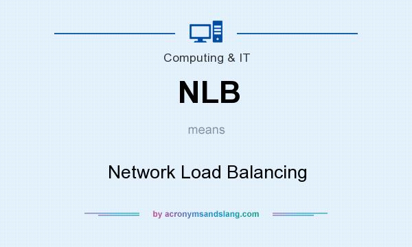What does NLB mean? It stands for Network Load Balancing
