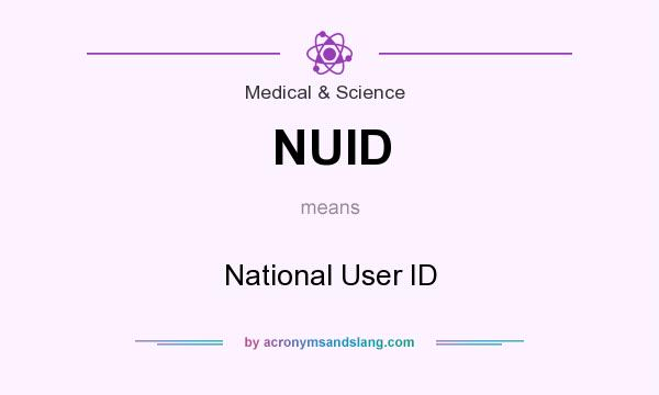 Nuid picture