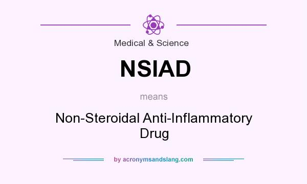 nonsteroidal anti-inflammatory agent