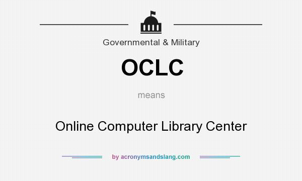 OCLC - Online Computer Library...