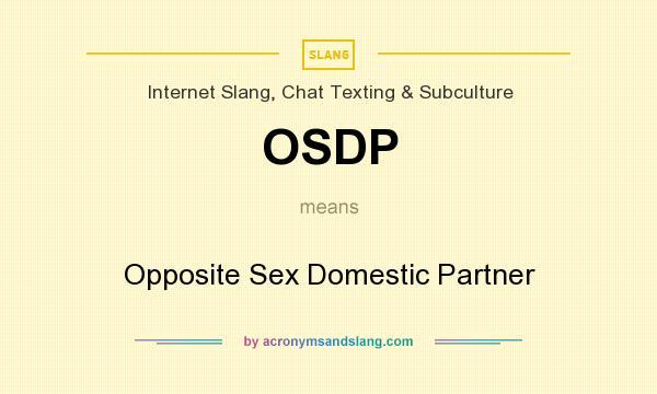 Ohio opposite sex domestic partnership