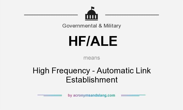 What Is Hf >> What Does Hf Ale Mean Definition Of Hf Ale Hf Ale Stands For
