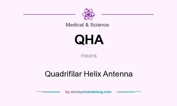 QHA - Quadrifilar Helix Antenna in Medical & Science by
