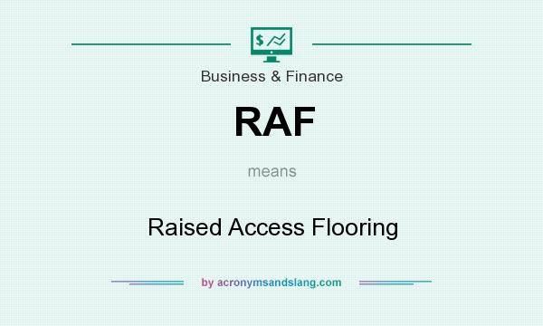 RAF Raised Access Flooring In Business Finance By - What is access flooring