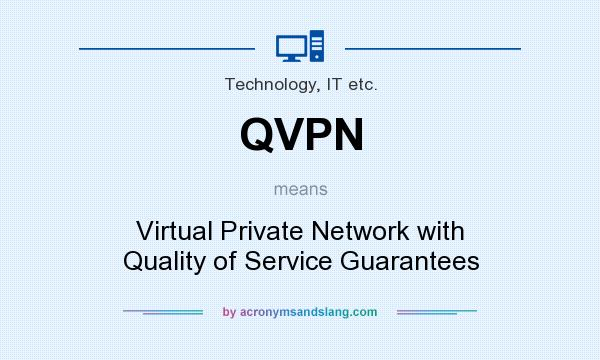 QVPN - Virtual Private Network with Quality of Service Guarantees in