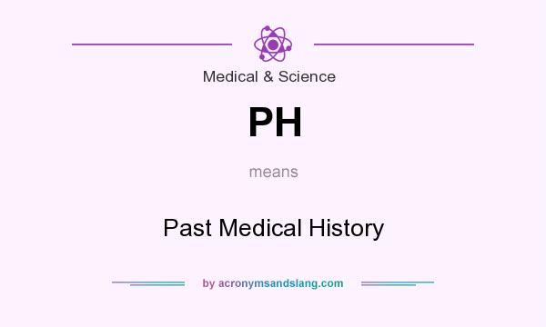 Ph abbreviation medical