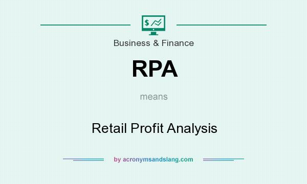 what rpa stands for