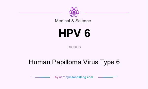 hpv meaning medical)